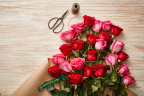 Whole Foods Market Whole Trade Certified Roses (Photo: Business Wire)
