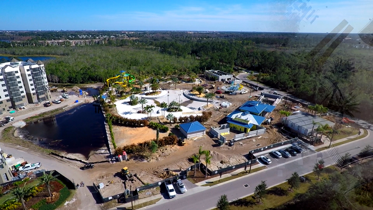 Surf's up beginning March 1st at The Grove Resort and Spa in Orlando. Catch the wave only at Surfari Water Park minutes from Walt Disney World®!