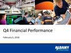 Albany International Reports Fourth-Quarter Results