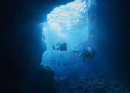 Sparkling white sands and underwater diving discoveries await visitors to Onna Village in Okinawa Prefecture (Photo: Business Wire)