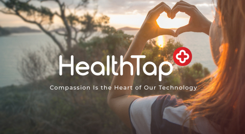 Survey Reveals 85% Percent of Patients Choose Compassion Over Pricing When Choosing a Doctor; HealthTap, the first Global Health Practice, releases new patient and doctors sentiment data (Graphic: Business Wire)