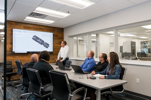 Spectralytics opens facility dedicated to new product development in medical device manufacturing. (Photo: Spectralytics)