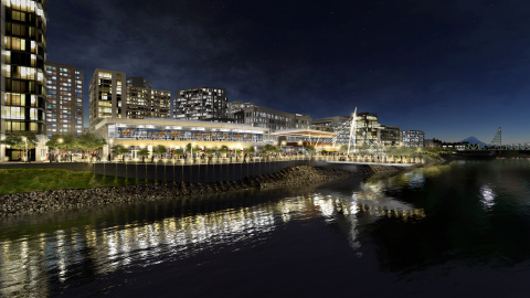 The Waterfront Vancouver (Photo: Business Wire)