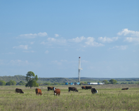 Milestone Environmental Services facility located near Pecos, TX in the Permian Basin (Photo: Business Wire)