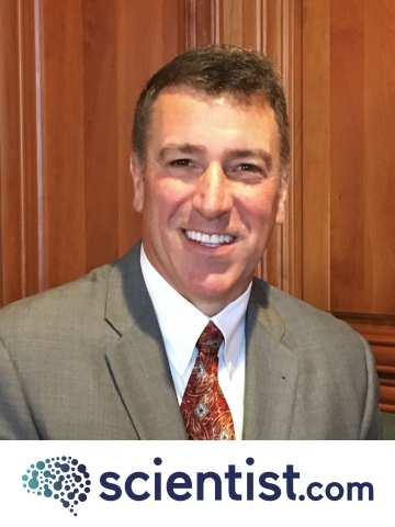New CCO, Arne Brandon, brings experience and leadership to Scientist.com. (Graphic: Business Wire)