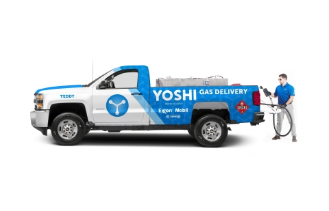 Yoshi Truck Mockup (Photo: Business Wire)