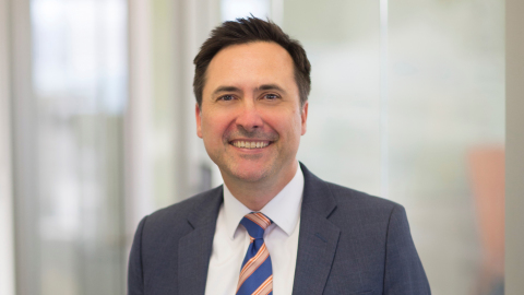1st Global AVP of RIA Compliance Stephen Smith (Photo: Business Wire)
