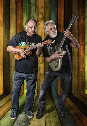 Comedy duo Cheech and Chong will perform at the SugarHouse Casino Event Center on Saturday, May 5, at 9 p.m. (Photo: Business Wire)