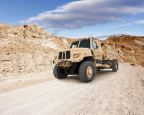 Oshkosh's FMTV A2 vehicle design addresses the U.S. Army's need for increased payload and improved survivability, ride quality, and off-road mobility. (Photo: Business Wire)