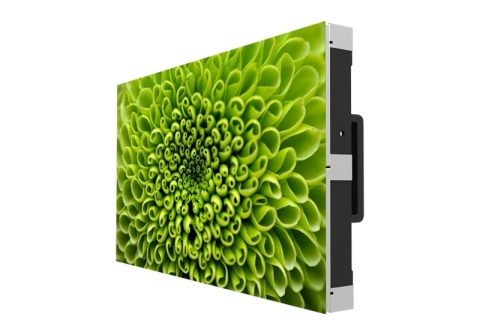NBC Olympics selected Leyard TWS Series LED video walls for set within International Broadcast Cente ...