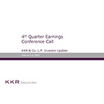 KKR Q4'17 Supplemental Operating and Financial Data