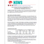 Yum! Brands Reports Fourth-Quarter GAAP Operating Profit Growth of 134%; Fourth-Quarter Core Operating Profit Decline of (6)%; On Track with Strategic Transformation to Accelerate Growth