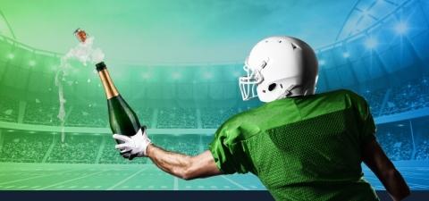 Optimistic Philadelphia Fans Sent Champagne & Sparkling Wine Sales Soaring 210% Ahead of Last Sunday's Big Win (Photo: Business Wire)