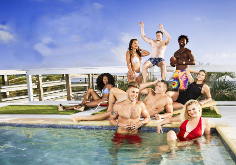 """The November 2017 premiere of """"MTV Floribama Shore"""" scored the network's highest ratings for a new series in over 3 years. (Photo: MTV)"""