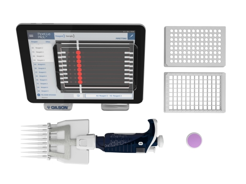 The first IoT devices in the Gilson Connect family include TRACKMAN® Connected, an all-in-one kit wi ...
