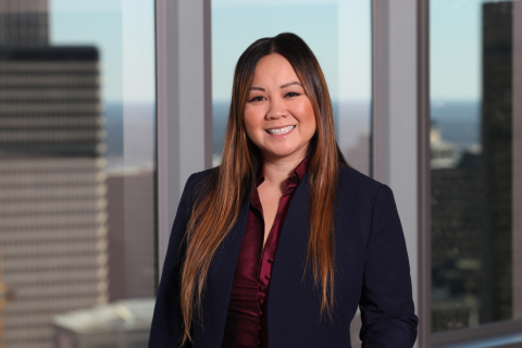 Julia Trankiem has joined the national labor and employment practice at Hunton & Williams in Los Angeles. (Photo: Business Wire)