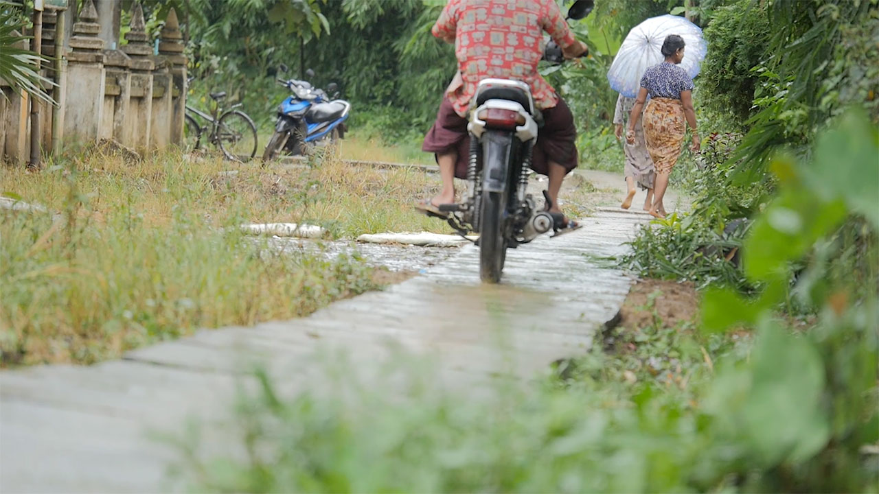 Voices of solar lantern users -Myanmar-