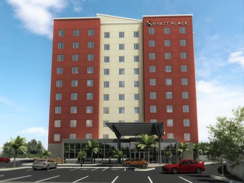 Hyatt Place Aguascalientes will be located in the southern area of the city in close proximity to in ...