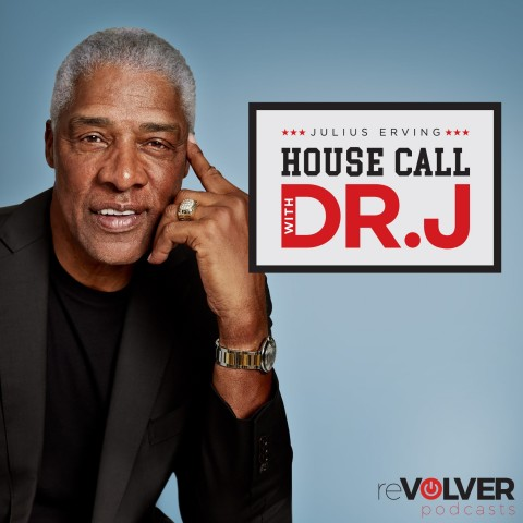 Julius Erving House Call with Dr. J Launches Feb. 19 on reVolver Podcasts (Photo: Business Wire)