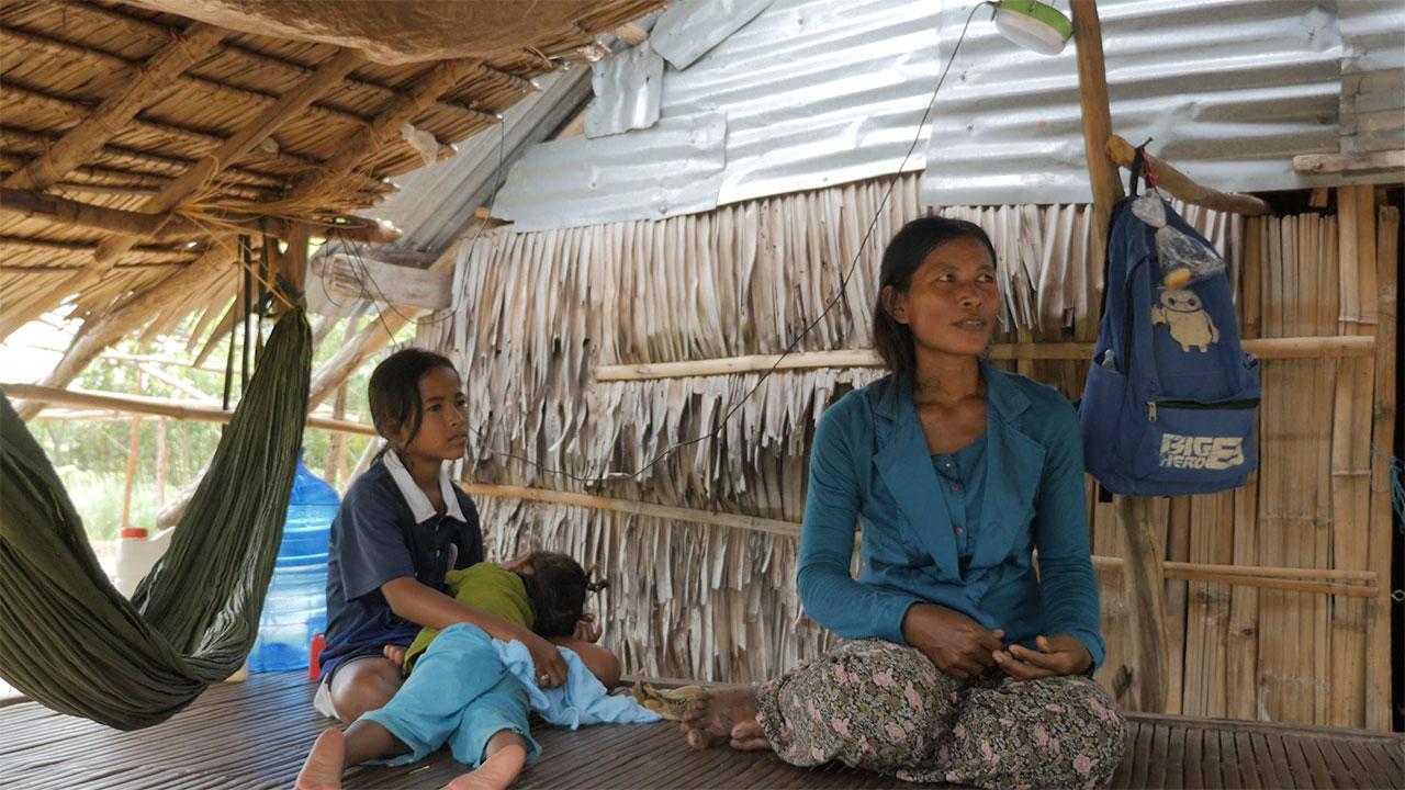 太陽能燈用戶之聲 -柬埔寨-