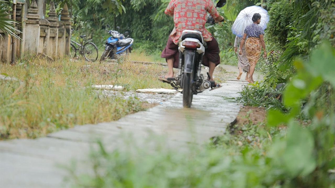 太陽能燈用戶之聲 -緬甸-