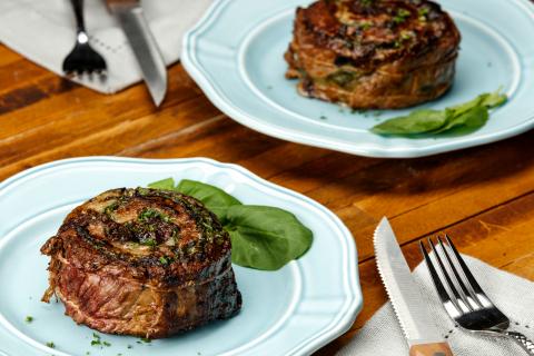 Beef Florentine Pinwheels (Photo: Business Wire)