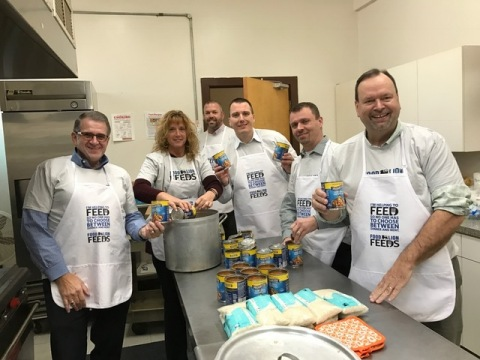 Local Soup Kitchens to be Honored by Food Lion Feeds; More than 800 Local Neighbors to Benefit from Donations This Valentine's Day Week. (Photo: Business Wire)