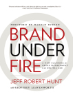Brand Under Fire Book Cover (Photo: Business Wire)