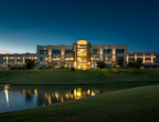 Paycom's corporate headquarters in Oklahoma City. (Photo: Business Wire)