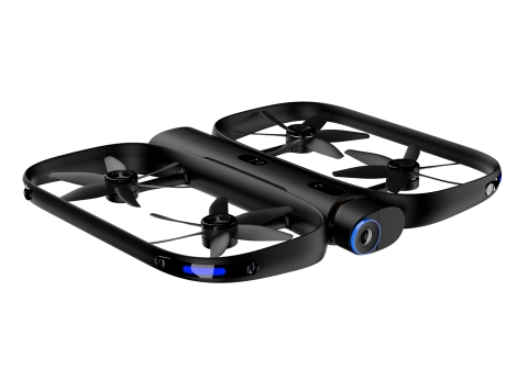 Skydio R1, the self-flying camera (Photo: Business Wire)