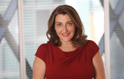Bojana Bellamy is president of the Centre for Information Policy Leadership at Hunton & Williams LLP. (Photo: Business Wire)