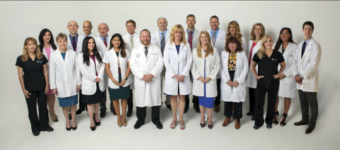"""Center for Dermatology & Plastic Surgery (""""CDPS"""") Team (Photo: Business Wire)"""