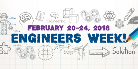 Mouser is a proud sponsor of Engineers Week, five days of fun and engaging activities at the Fort Wo ...