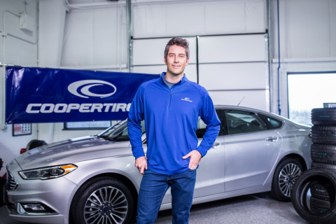 """This Valentine's Day, ABC's """"The Bachelor"""" and Cooper safety spokesman Arie Luyendyk, Jr. is teaming ..."""