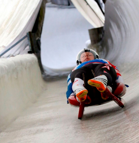 Team USA worked with the Composite Solutions Group at Stratasys to gear up for the Winter Games (Photo: Business Wire)