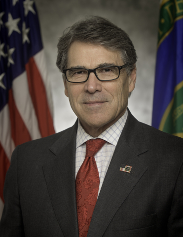 U.S. Energy Secretary Rick Perry will deliver keynote remarks at CERAWeek by IHS Markit 2018 in Hous ...