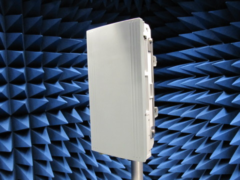 CommScope has developed a 5G radio/antenna solution that supports millimeter-wave spectrum and works on a completely virtualized baseband with an open interface for fixed wireless access. (Photo: Business Wire)