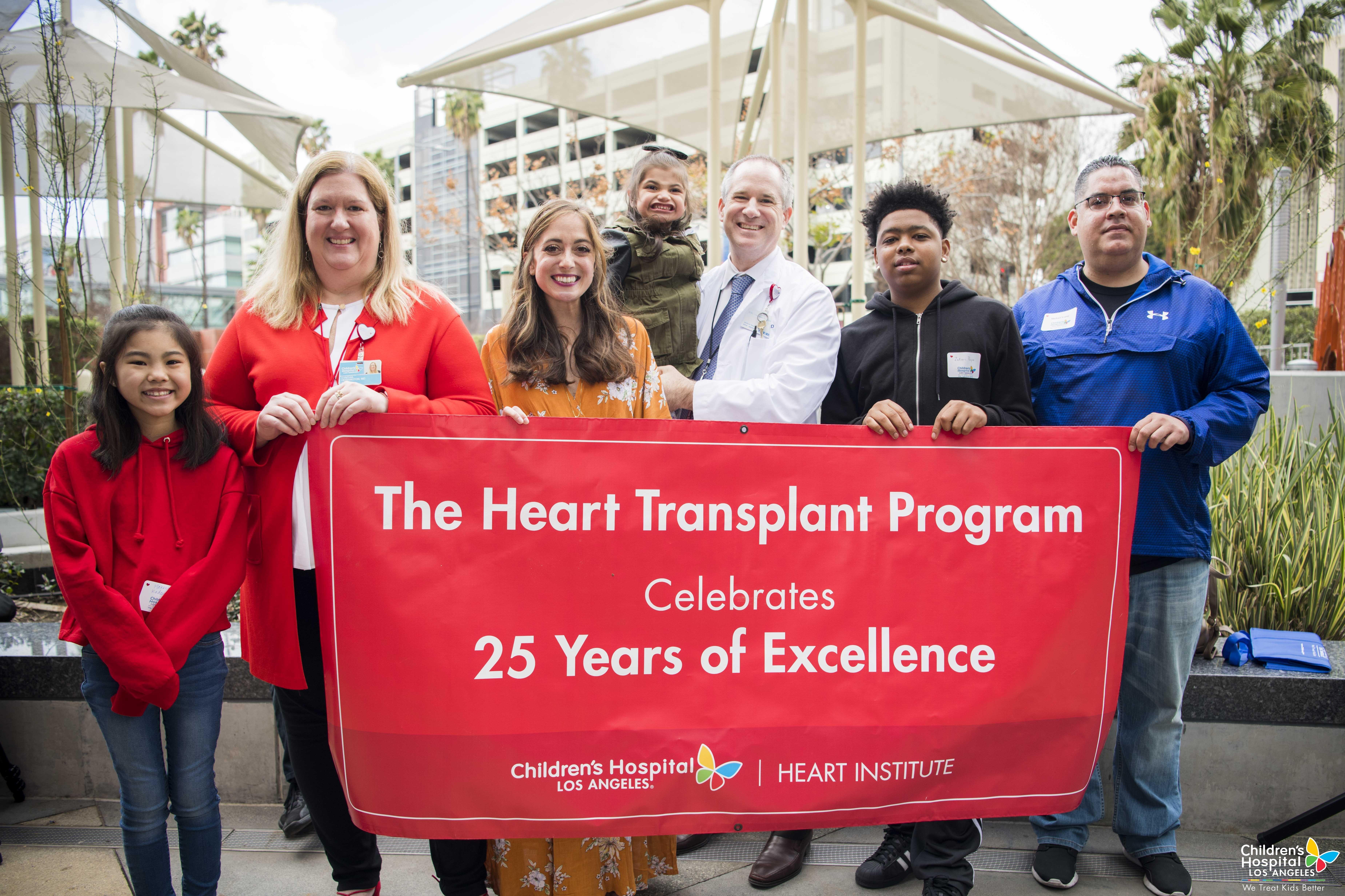 Children's Hospital Los Angeles Heart Transplant Program