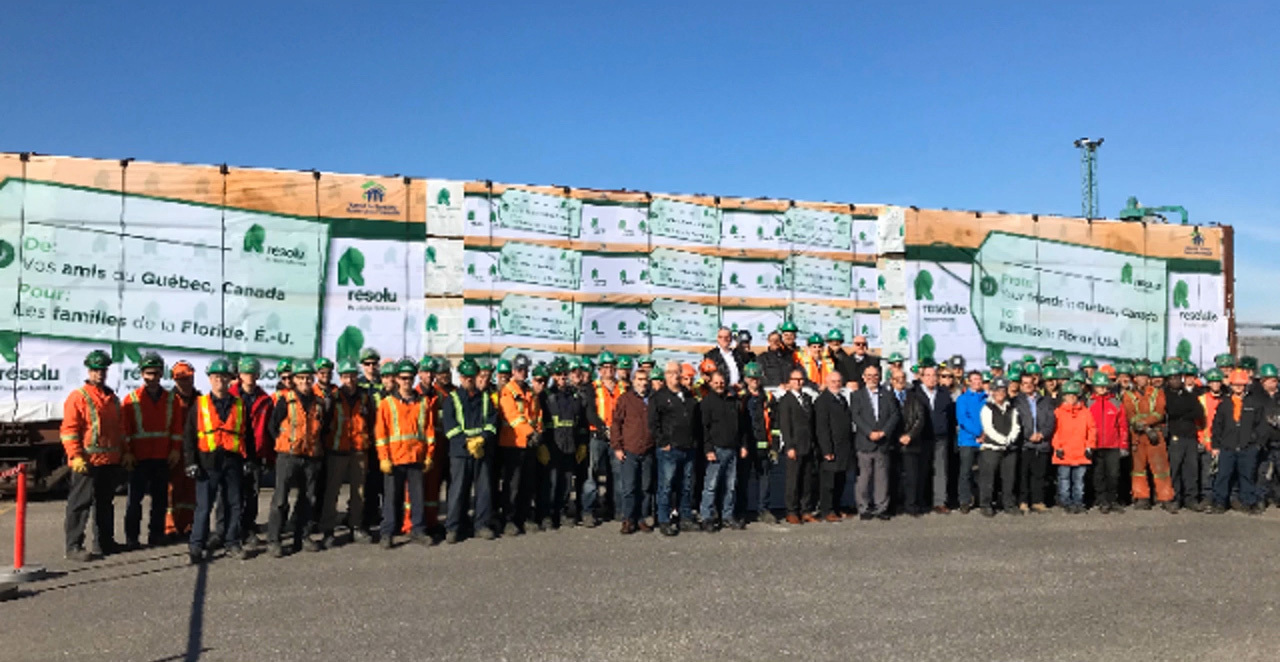 Canadian Company\'s Generous Donation Launches Habitat for Humanity ...