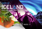 Acclaimed Cultural Festival 'Taste of Iceland' Returns to Boston March 8-11 (Graphic: Business Wire)