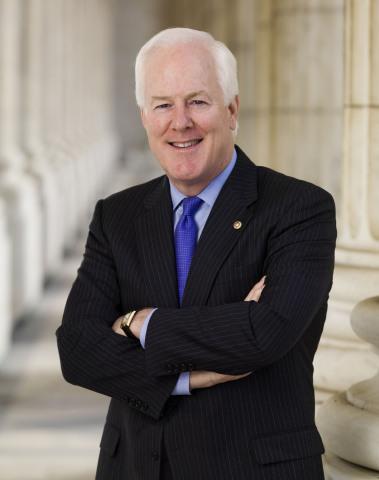 U.S. Senator John Cornyn will address delegates at CERAWeek by IHS Markit 2018 in Houston. www.ceraweek.com. (Photo: Business Wire)