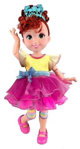 Shall We Be Fancy Talking Fancy Nancy Doll (Photo: Business Wire)
