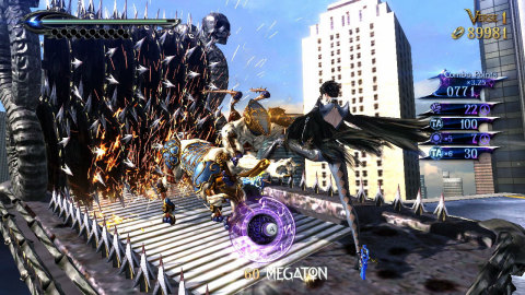 Bayonetta 2 will be available on Feb. 16. (Graphic: Business Wire)