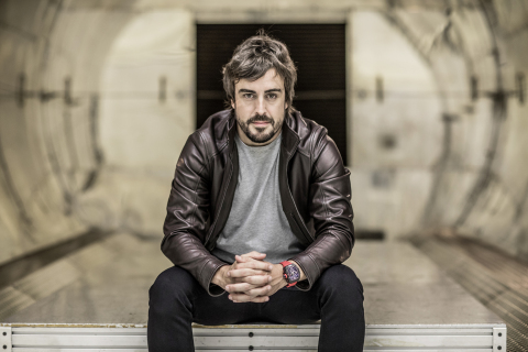 McLaren Formula 1 Driver Fernando Alonso (Photo by Renaud Corlouer)