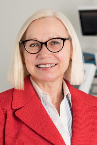 Vera Krymskaya, PhD, MBA, FCPP (Photo: Business Wire)