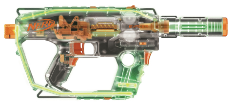 NERF MODULUS GHOST OPS EVADER Blaster (HASBRO/Ages 8 years & up/Approx. Retail Price: $39.99/Available: Fall 2018) (Photo: Business Wire)