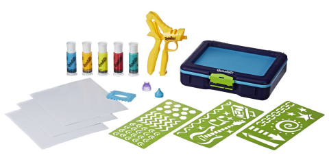 DOHVINCI ON THE GO ART STUDIO Set (HASBRO/ Ages 6 years & up/Approx. Retail Price: 19.99/ Available: Fall 2018) (Photo: Business Wire)