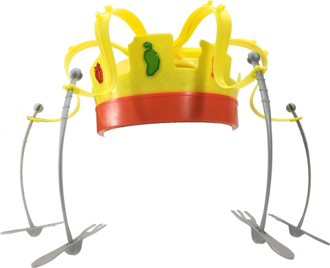 CHOW CROWN Game (HASBRO/ Ages 8 years & up/ Players: 2+/ Approx. Retail Price: $24.99/ Available: Fall 2018) (Photo: Business Wire)