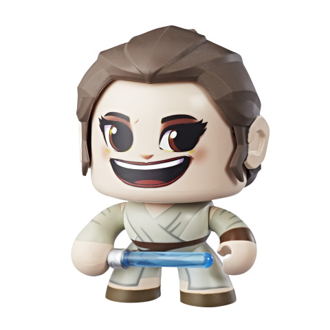 STAR WARS MIGHTY MUGGS REY Figure (HASBRO/ Ages 6 years & up/Approx. Retail Price: $9.99/Available: January 2018) (Photo: Business Wire)