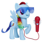 MY LITTLE PONY FRIENDSHIP IS MAGIC COLLECTION SINGING RAINBOW DASH Figure (HASBRO/ Ages 3 years & up/Approx. Retail Price: $24.99/Available: Fall 2018) (Photo: Business Wire)
